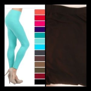 Pants - CHOCOLATE LEGGINGS
